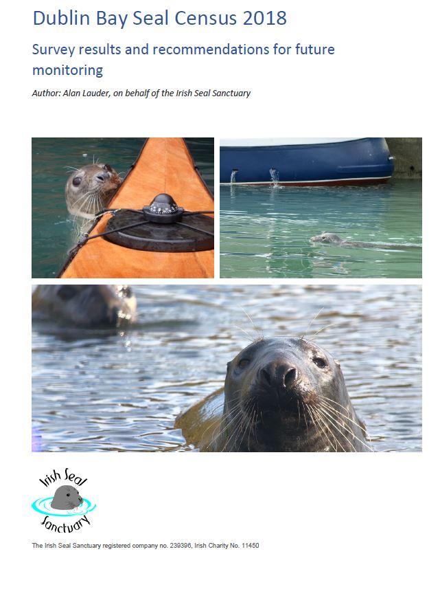 Dublin Bay Seal Census 2018
